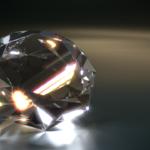 Diamantene Hochzeit Glückwunschkarte